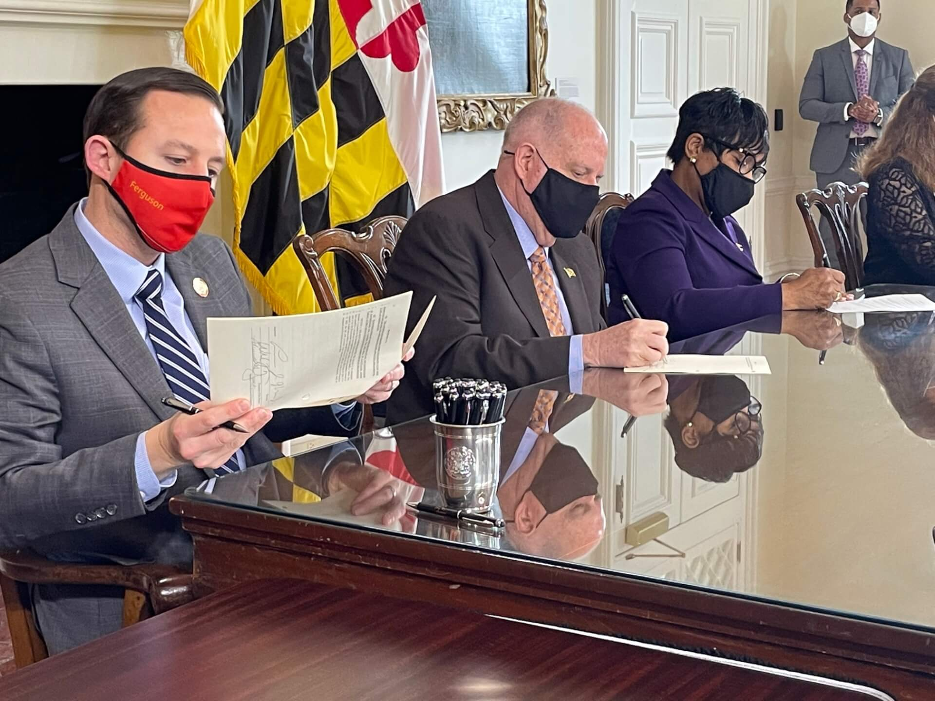 Several High-Profile Bills Among Measures Signed by Governor – Maryland Matters