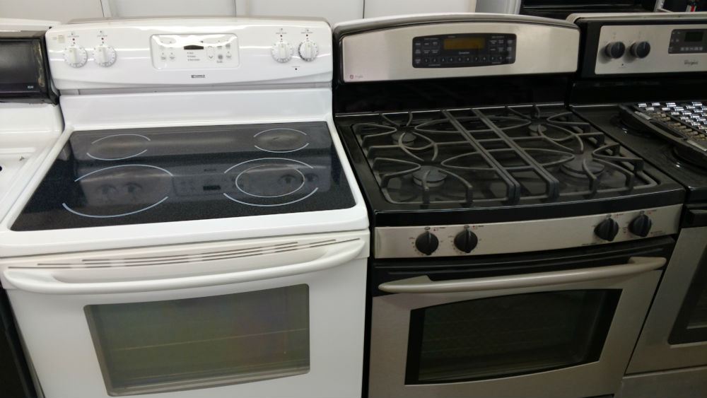 Used Ovens And Stoves Maryland Used Appliances