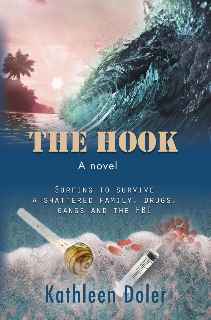 Launch Week for A Debut Novel About Surfing, Drugs, and a Sister's Love