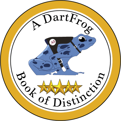 DartFrog seal independent bookstores