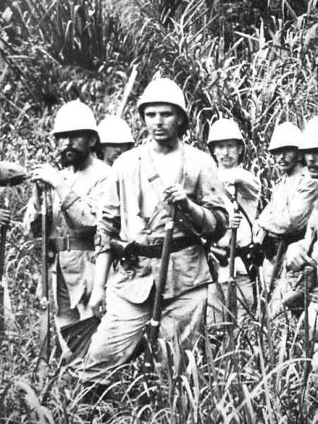 French troops in Indochina