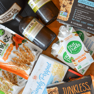 Five Healthy Snacks I'm Loving Right Now