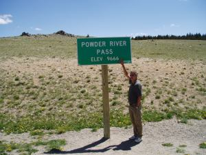 Powder River Pass