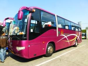 Jimmy bus