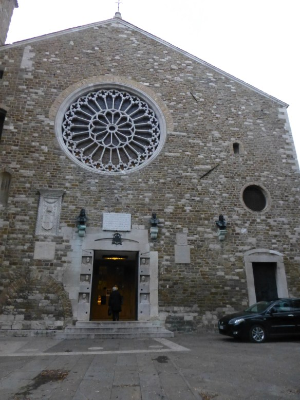 Cathedral of St. Justus