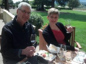 Dad and Sarah at CSJ