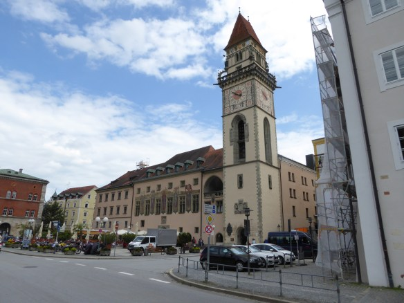 Old City Hall in Passau