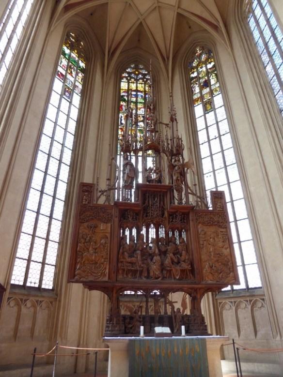 Blood Altar, St. Jacob's Church, Rothenburg o.d.t.