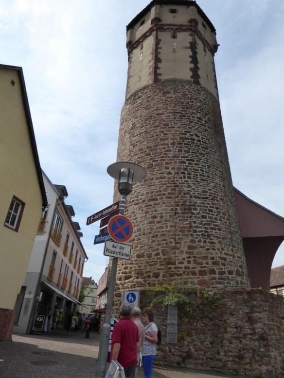 Leaning tower of Werheim