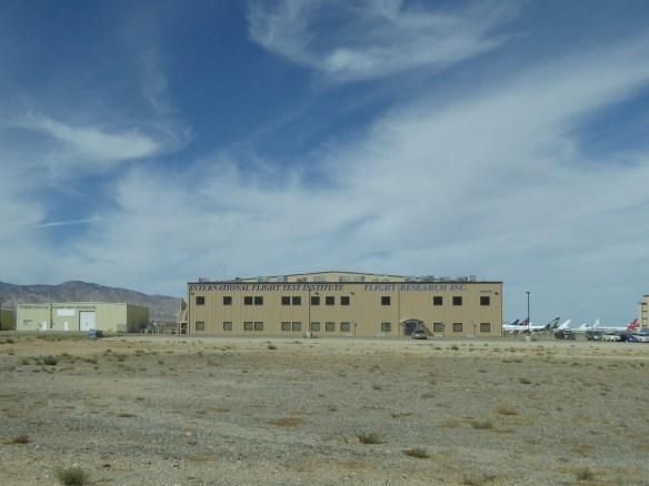 International Flight Test Institute