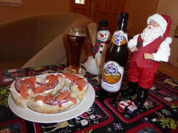Christmas breakfast!