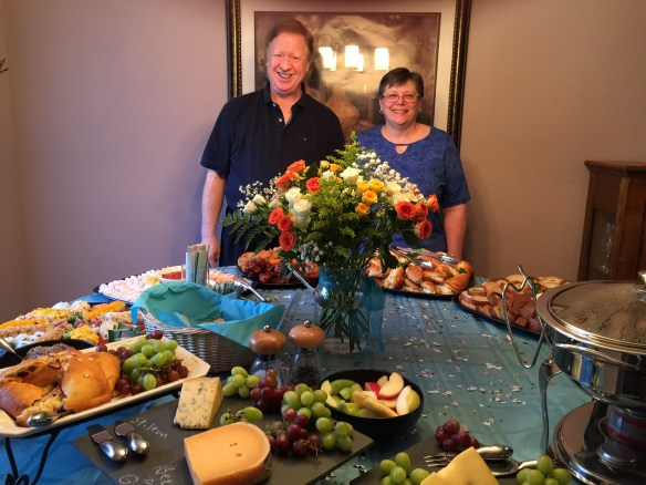 Phyllis and Gary
