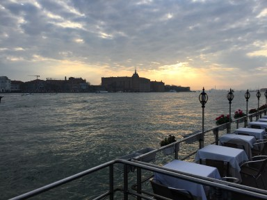 Happy Birthday, Sarah! A Travel Day to Venice – 3/23/17