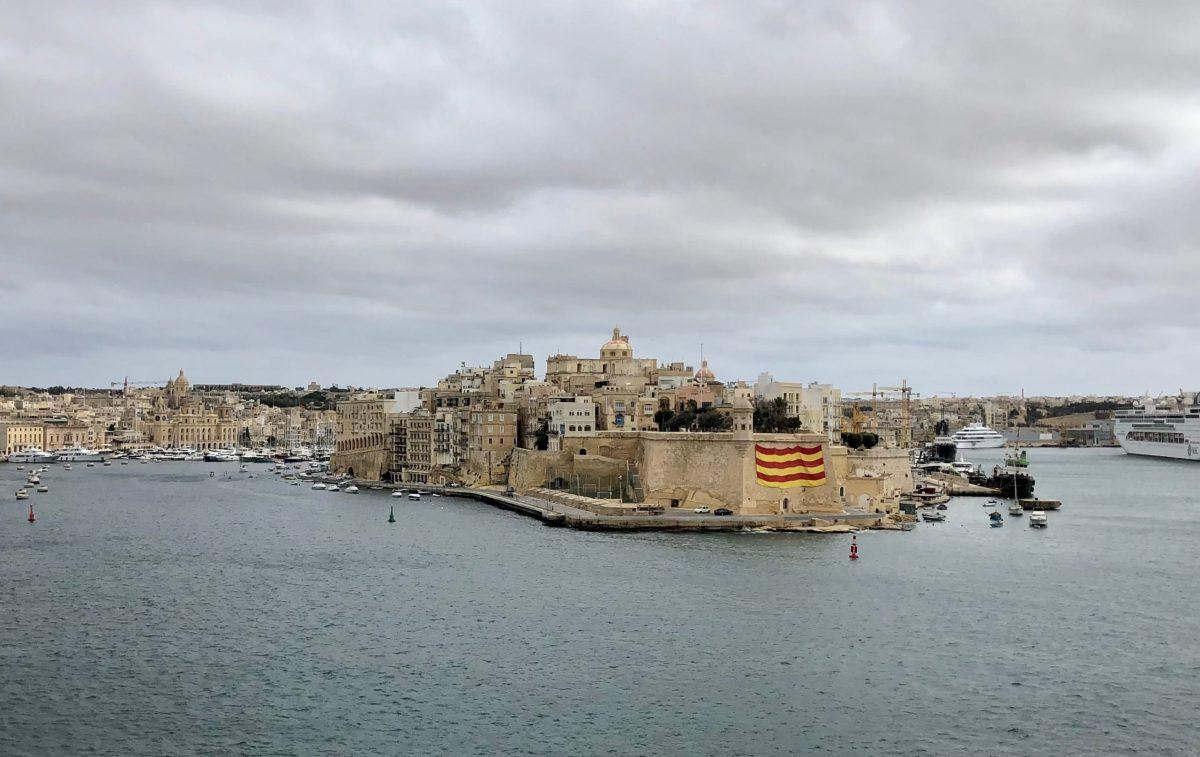 Trip to Malta. 9/21-22/21