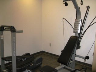 YASU exercise room