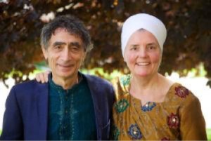 Dr. Gabor Mate and Sat Dharam