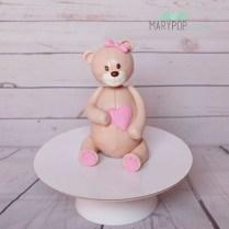 Dolce orsetto per un dolce battesimo
