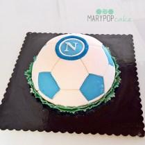 torta pallone napoli