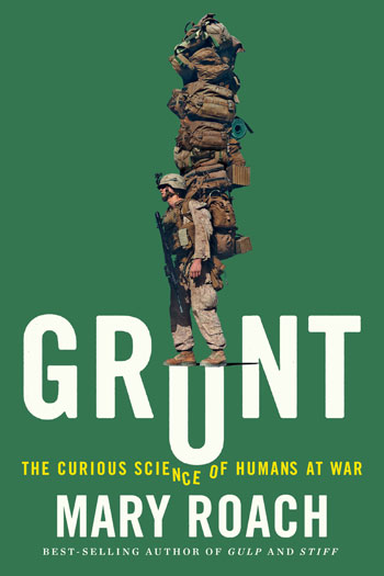 Image result for grunt mary roach