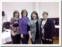 Prayer Shawls, Sweet Friends, and Great Purses!