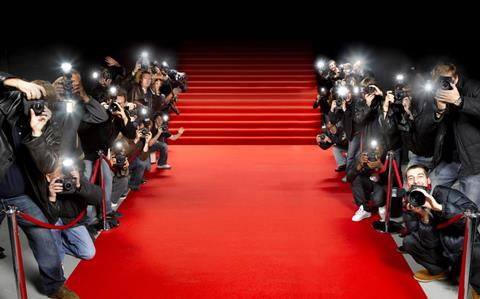Red Carpet Chaos