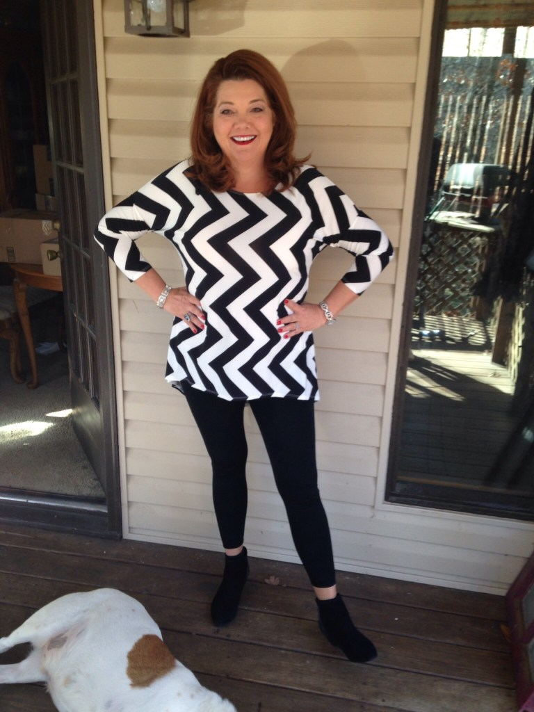 The Tale of the Chevron Shirt