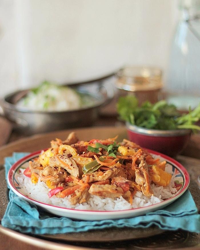 wok de poulet (5)