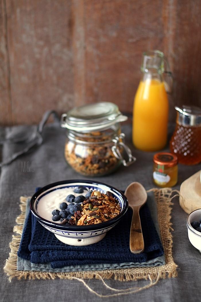 granola aux epices (2)