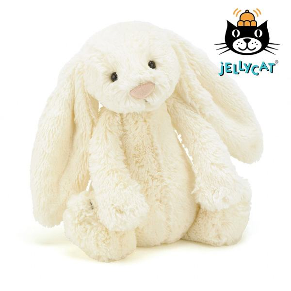 Jellycat Cream Bashful Bunny Medium