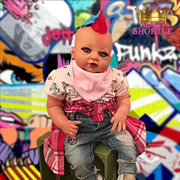 Jett The Punkz Reborn Mary Shortle