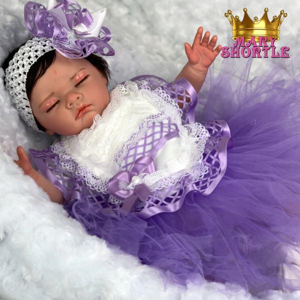 Princess Violet Reborn Mary Shortle