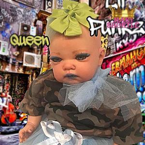 Mary Shortle Queen Reborn Lil' Punkz