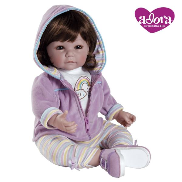 Rainbow Sherbert Adora Play Doll Mary Shortle