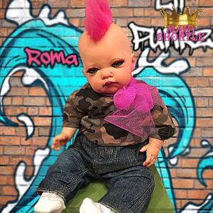Mary Shortle Roma Reborn Lil' Punkz