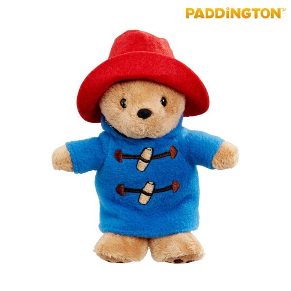 Classic Paddington Bear Bean Toy Mary Shortle