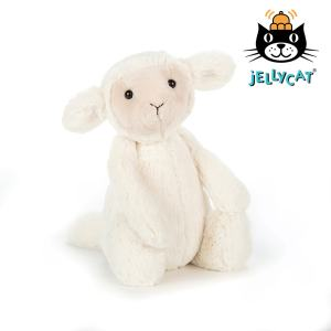 Jellycat Bashful Lamb Mary Shortle