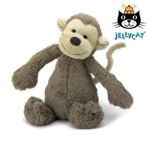 Jellycat Bashful Monkey Mary Shortle