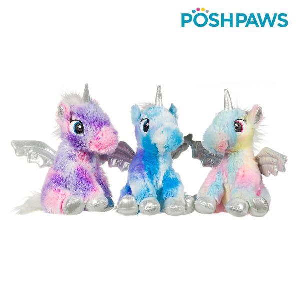 Posh Paws Unicorns Mary Shortle