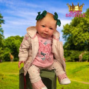 Reborn Chelsea Kool Kidz Mary Shortle