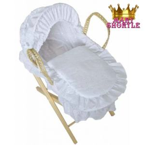 Create Your Own Mary Shortle Moses Basket Hamper