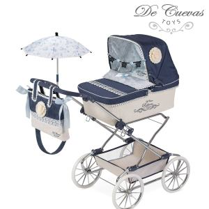 Decuevas Navy Pram Mary Shortle