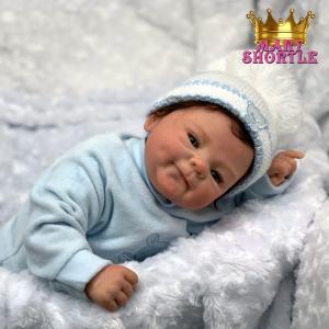 Carter 2 Reborn Mary Shortle