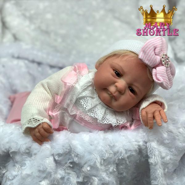 Seraphina 2 Reborn Mary Shortle