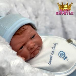 Little Boy Sweetie Reborn Mary Shortle