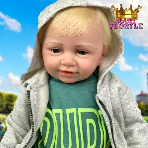 Cole Kool Kidz Reborn Mary Shortle