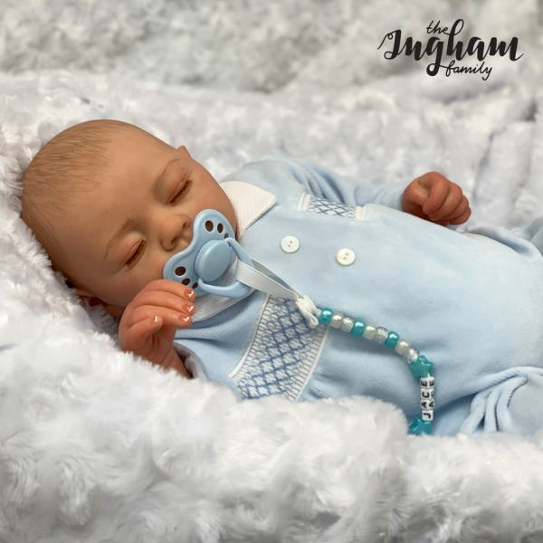 Jace Reborn The Ingham Family Mary Shortle