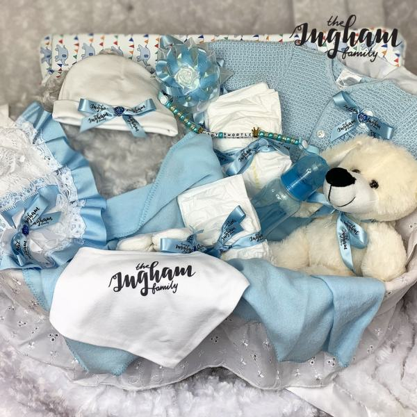 Jace Reborn The Ingham Family Mary Shortle Hamper