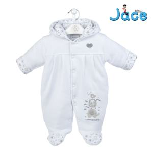 Mary Shortle The Ingham Family Jace Little Elephant Cotton Pramsuit
