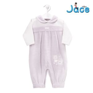 Jace Ingham The Ingham Family Owl on Moon Velour romper Mary Shortle