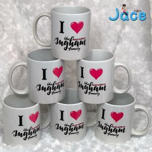 The Ingham Family Mug